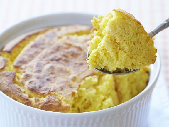 Maiskuchen nach amerikanischer Art