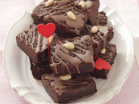 Mandel-Brownies