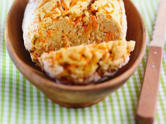 Mandel-Karotten-Brot