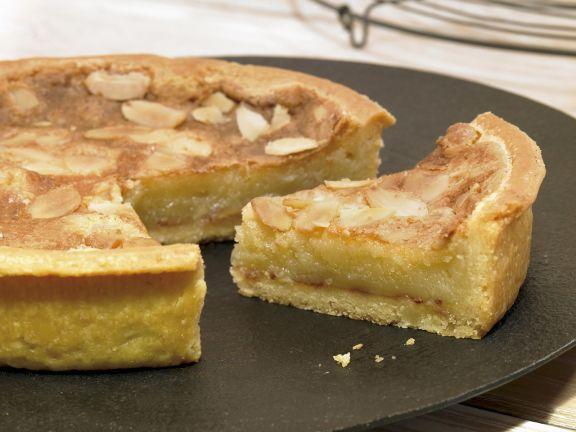 Mandel-Marmeladen-Kuchen