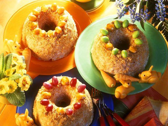 Mandelkrokant-Napfkuchen