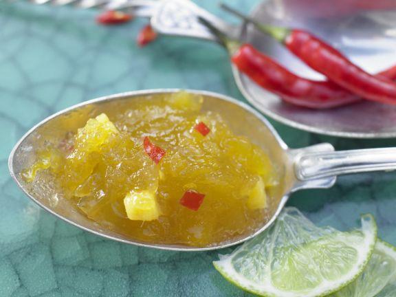 Mango-Fruchtpüree