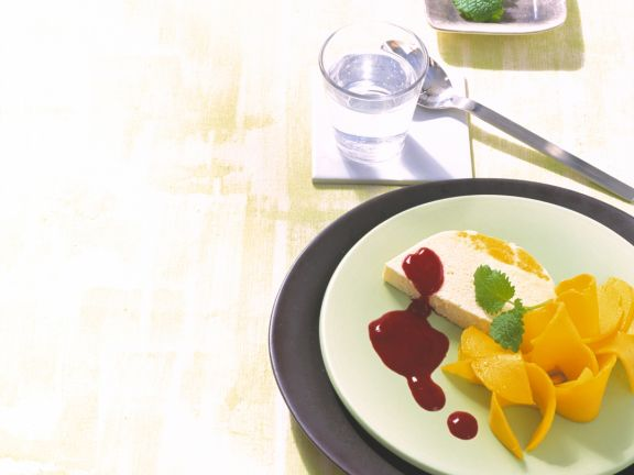 Mango-Joghurt-Parfait
