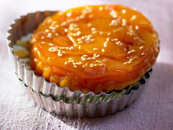 Mango-Torteletts