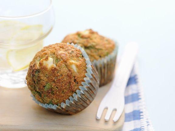 Mangold-Muffins