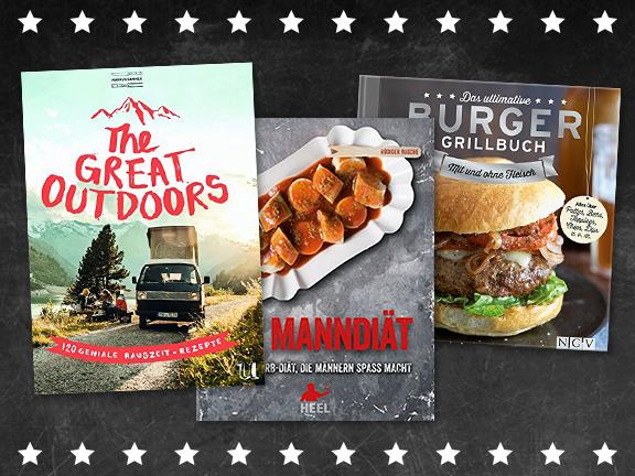 Die Neue Outdoor Küche Buch : Die top männer kochbücher empfohlen von eat smarter eat smarter