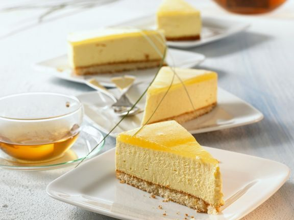 Maracuja Joghurt Torte Rezept Eat Smarter