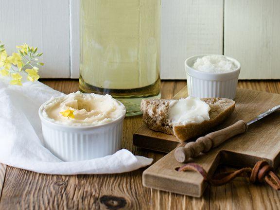 Margarine selber machen