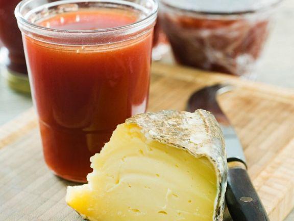 Marmelade aus Tomaten
