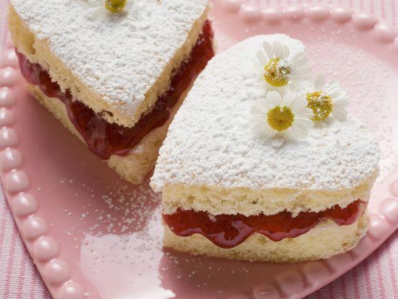 Marmeladen-Herzchen