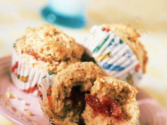 Marmeladenmuffins