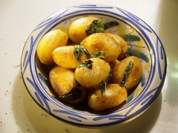 Marsala-Kartoffeln