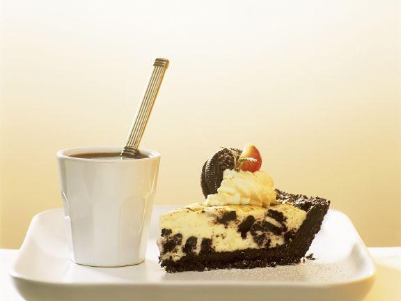 Marshmallow-Tarte
