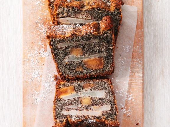 Marzipan Mohnkuchen Rezept Eat Smarter