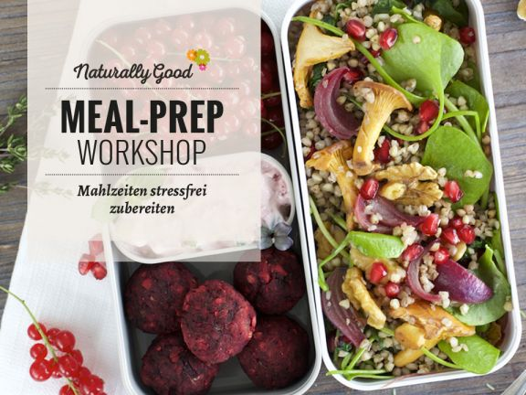 MEAL PLANS - Magazine cover
