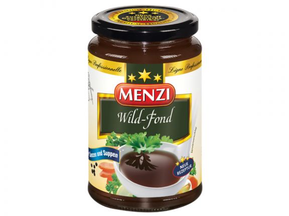 Wild-Fond von MENZI GmbH