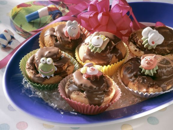 Mini Schokokuchen Fur Kinder Rezept Eat Smarter