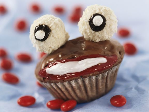 Muffin-Frosch