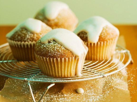 Muffins mit Apfel