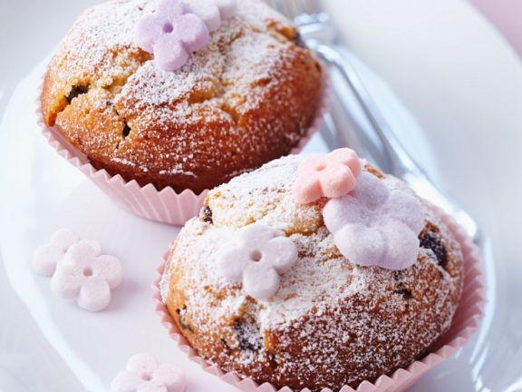 Muffins mit Chocolate Chips