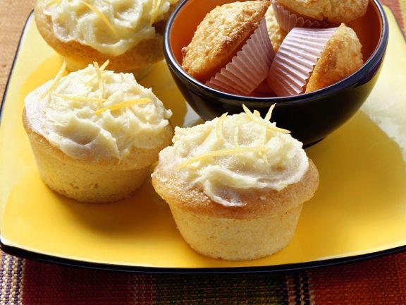 Muffins mit Kokos