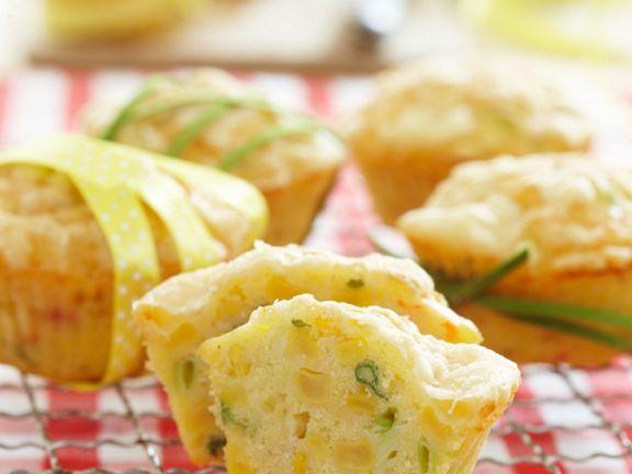 Muffins mit Mais