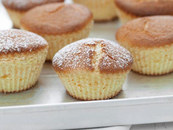Muffins mit Vanille
