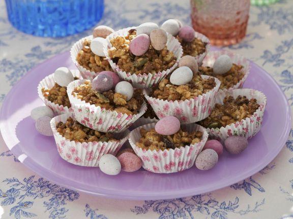 Muffins zu Ostern
