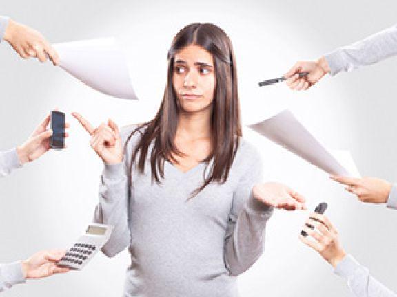 Multitasking hemmt die Leistungsfähigkeit. © NMandic - Fotolia.com
