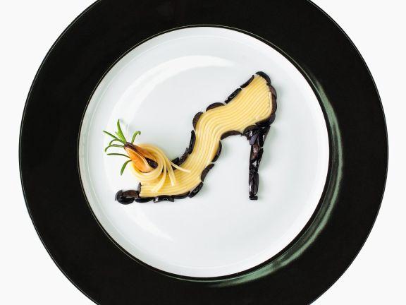 Muschel-Pasta mit Oliven