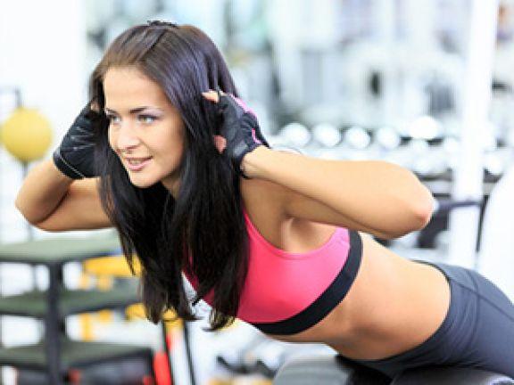 Muskulatur aufbauen – für den Abnehmerfolg extrem wichtig. © dima266f - Fotolia.com