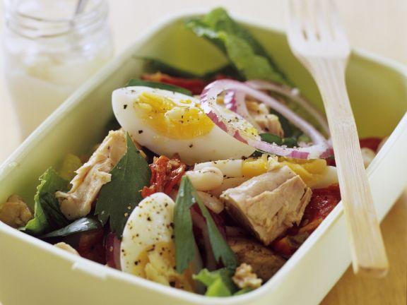 Nizza Salat Zum Mitnehmen Rezept Eat Smarter
