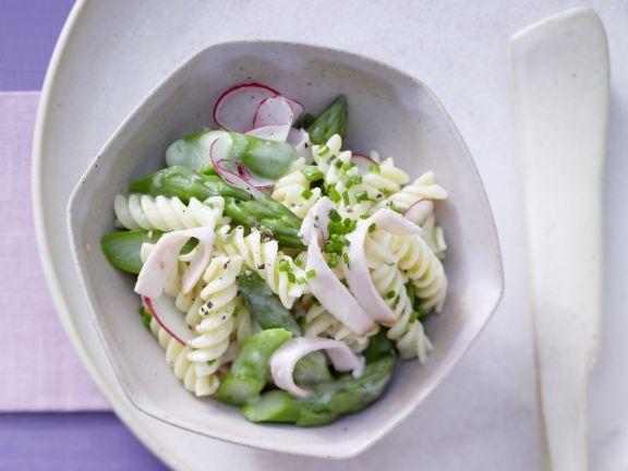 Nudel-Spargel-Salat