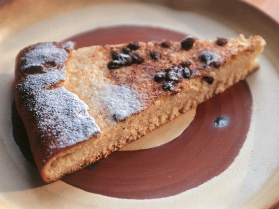 Nuss-Quarkkuchen