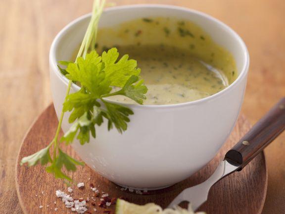 Öl-Knoblauch-Creme aus der Provence