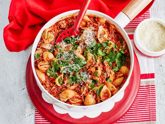 One-Pot-Bolognese