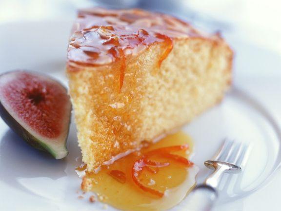 Orangekuchen
