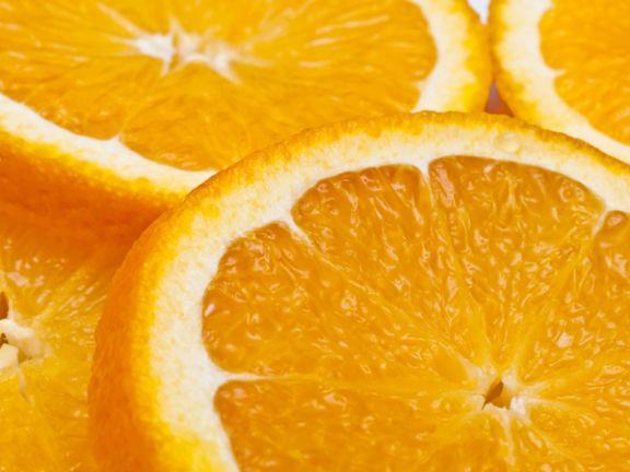 Orangen gesund