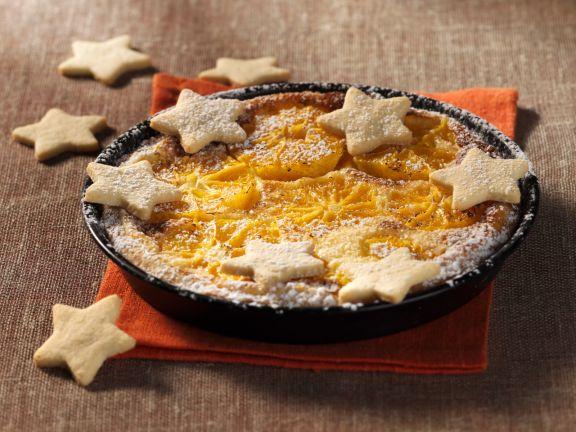 Orangen-Gewürz-Tartes