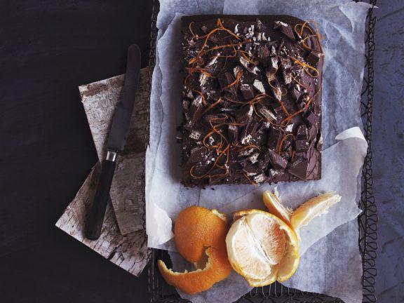 Orangen Schoko Kuchen Rezept Eat Smarter