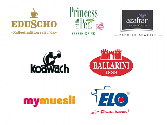 Oster Gewinnspiel 2019 - Logos