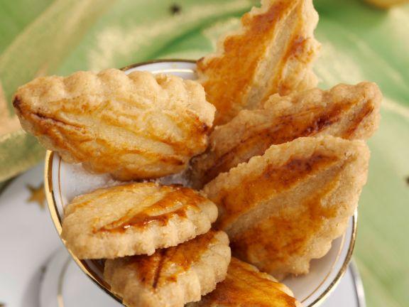 Ostfriesische Teeblätter