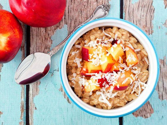 Overnight Oats Gesundes Frühstück über Nacht Eat Smarter