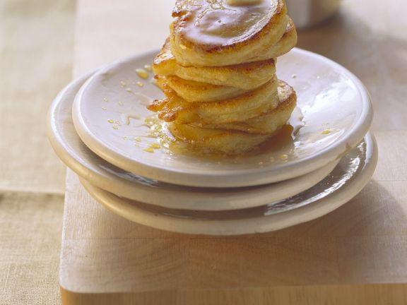 Pancakes aus Kartoffeln