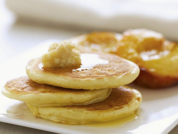 Pancakes mit Ricotta