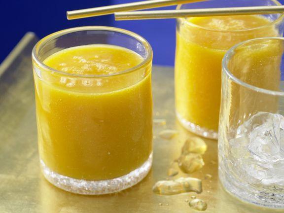 Papaya-Mango-Shake