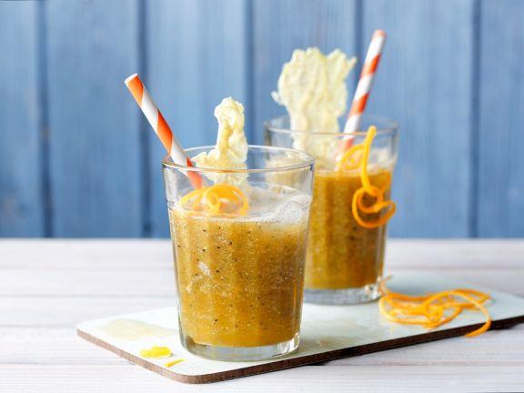 Papaya-Wirsing-Smoothie