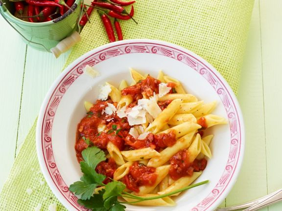 Pasta all Arrabiata