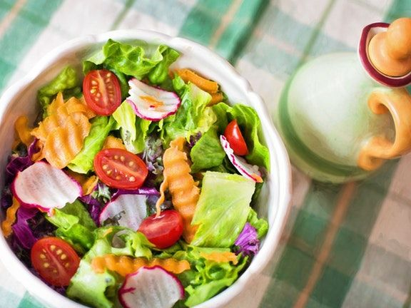 Mahlzeiten zum Abnehmen. abnehmen