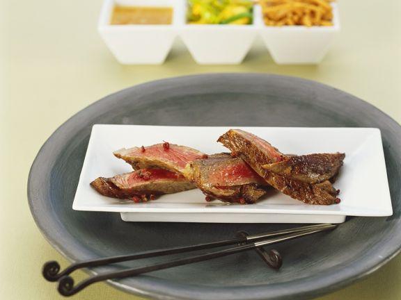 Pfeffer-Steak